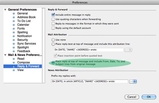Entourage HTML Email signature
