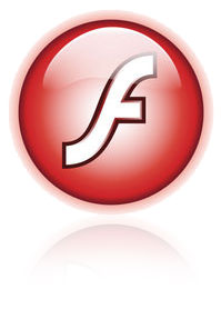 Google and index Flash