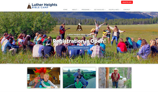 Luther Heights